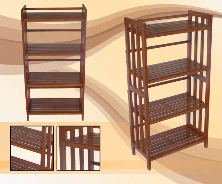 Wooden Rack ;bookshdlf