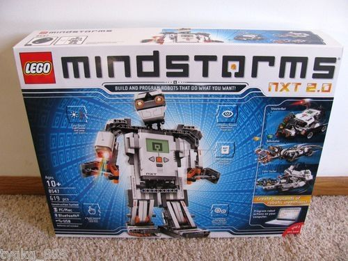 Brand new LEGO 4544091 Mindstorms NXT 2.0 (8547)
