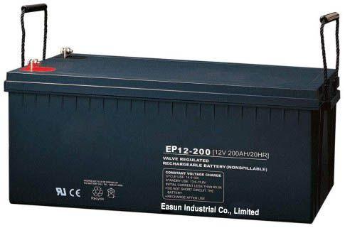 Lead-Acid Deep Cycle Batteries