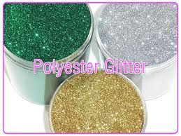 Polyester Glitters (Textile Glitter)