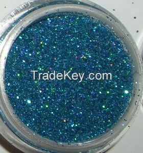 Hologram Gardenia Glitter