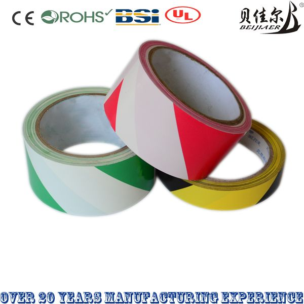 PVC warning tape underground detactable warning tape price marking tape barrier tape