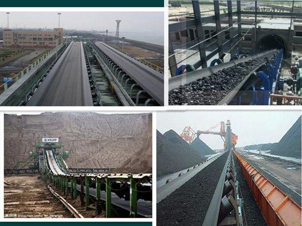 Low Price and High Quality Belt Conveyor Rubber Conveyor Belt