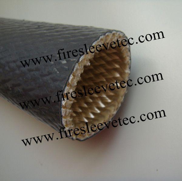Silicone Jacketed Fiberglas Sleeving