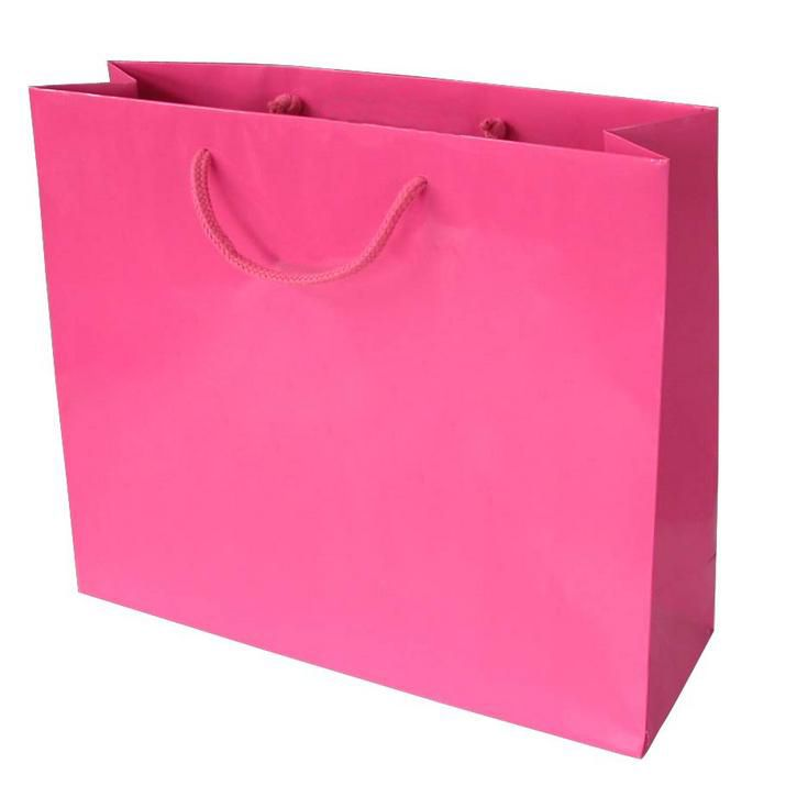 Paper Apparel bag
