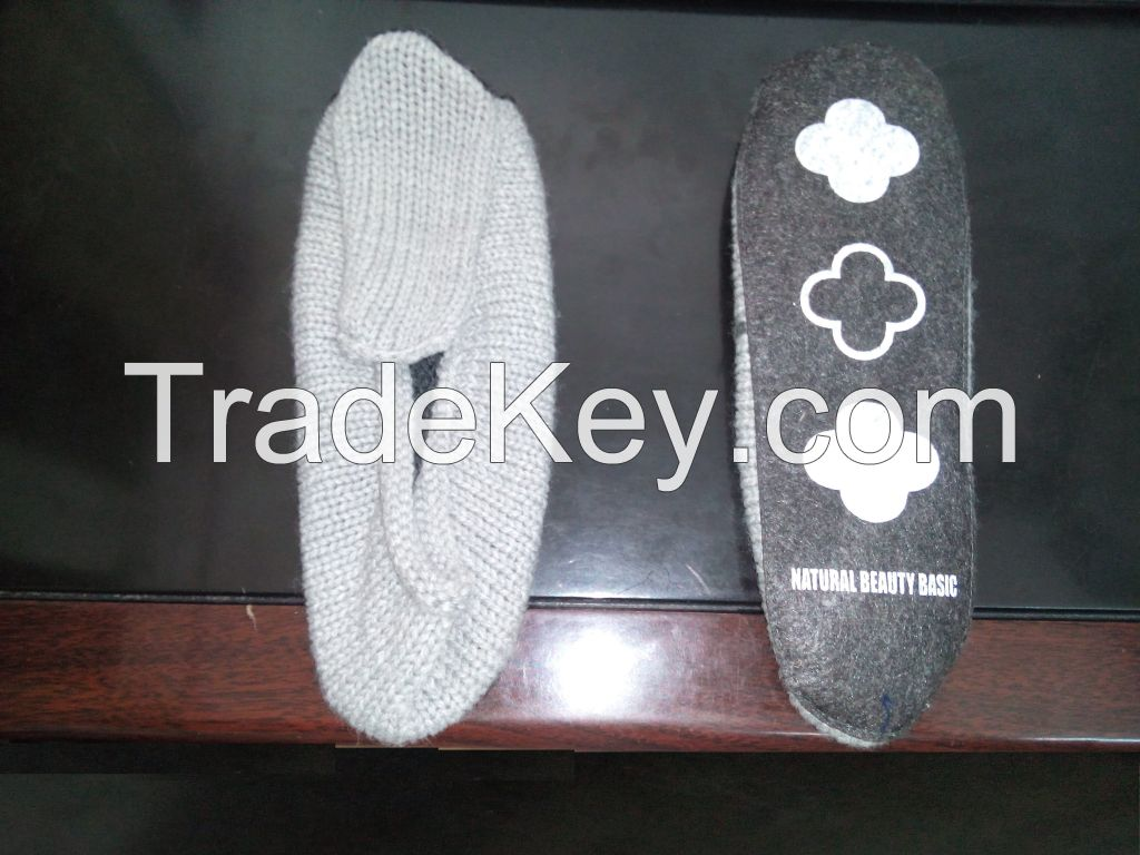 Sweater Knit Shoes