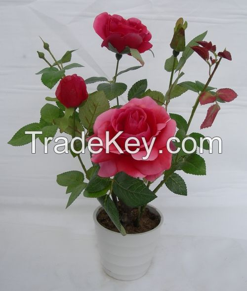 artificial flower, artificial plant