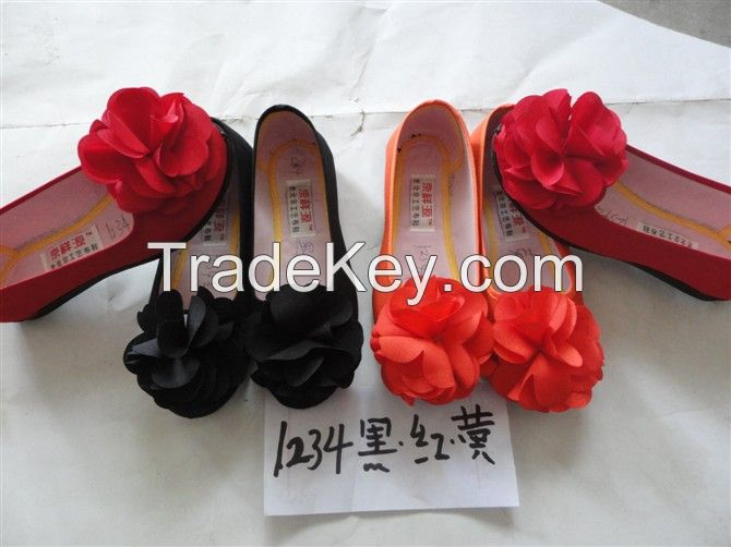 casual women shoes