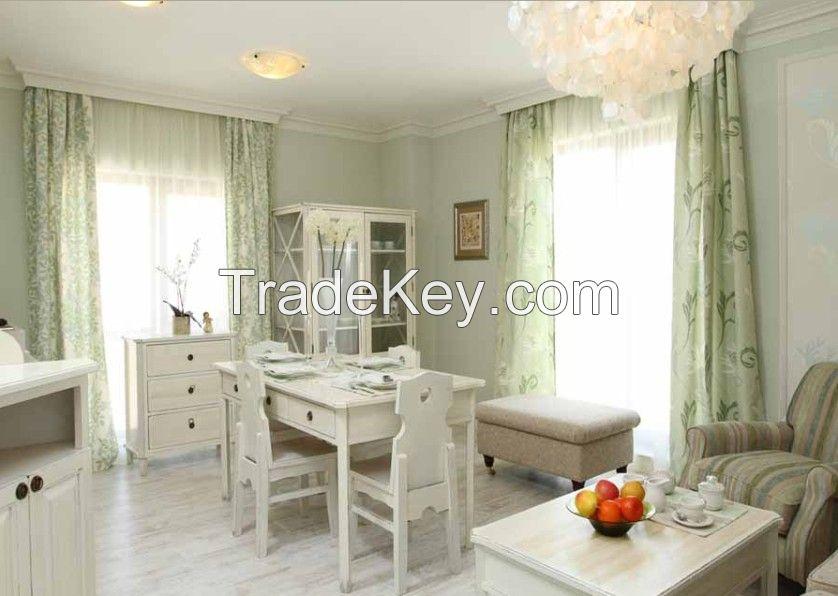 White Distressed Furniture