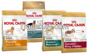 ROYAL CANIN PET FOOD, DOG FOOD, CAT FOOD, FISH FOOD POPULAR BRANDS AVAILABLE