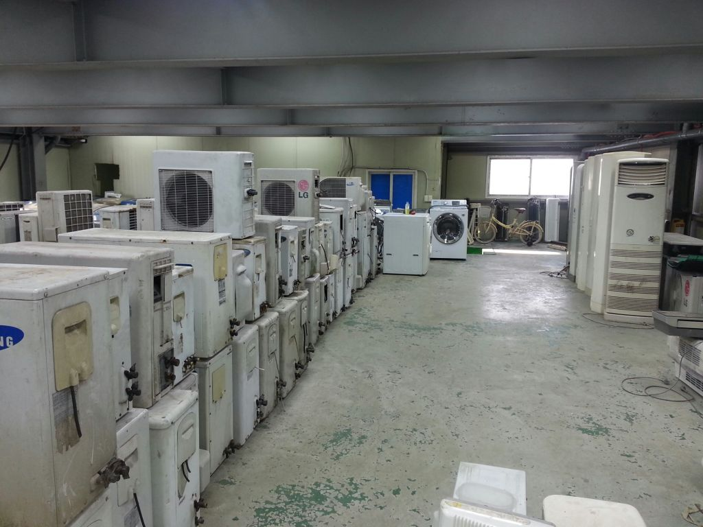 Korean Used home appliances