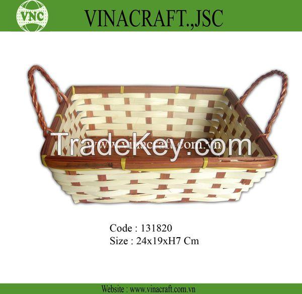 Vietnam cheap bamboo basket
