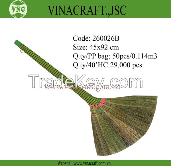 Vietnam grass broom from manufacturer