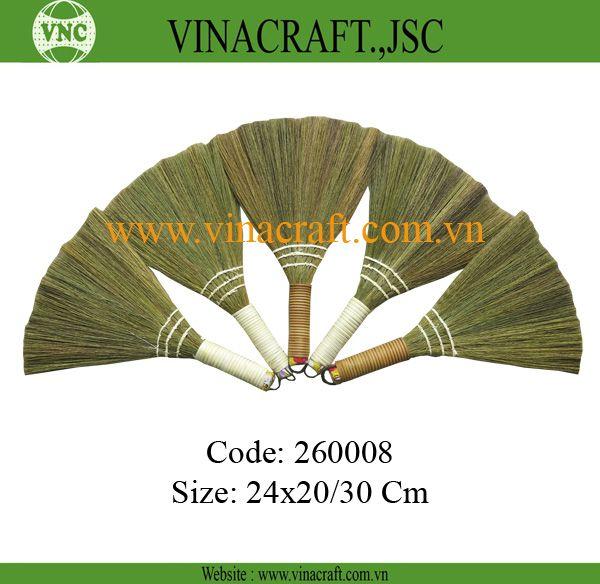 Small Vietnam grass broom