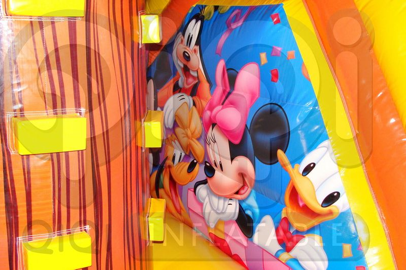 Inflatable The Mickey Mouse funny paradise playground