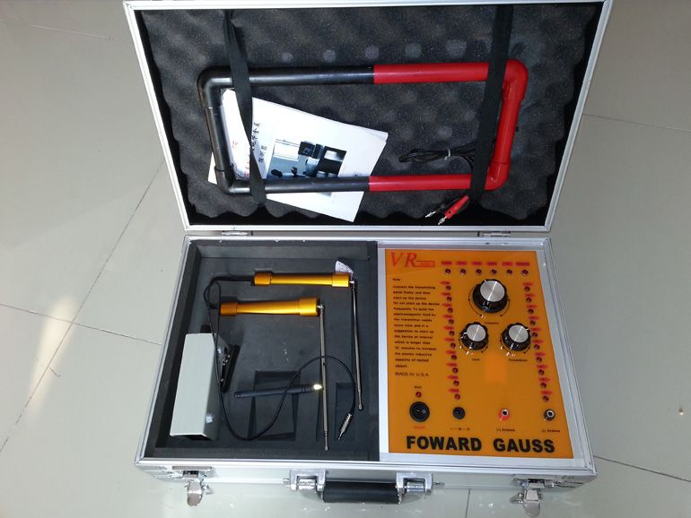 The best 60-80M Long Range Gold and Diamond Metal Detector VR8000