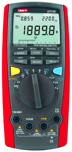 Intelligent Digital Multimeters