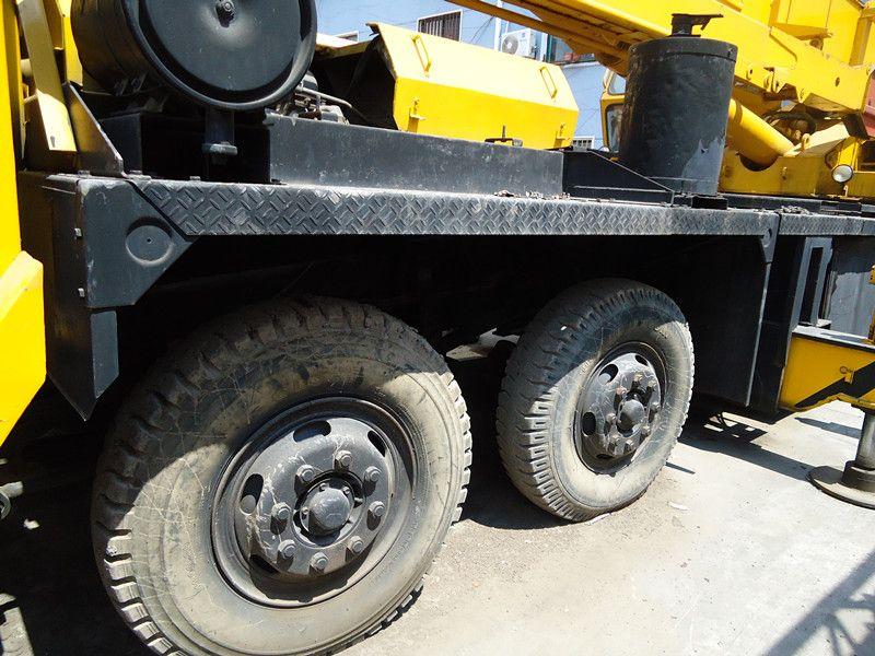 Used Good 40ton Truck Crane Kato NK-400E-5 JANPAN CHEAP ORIGINAL