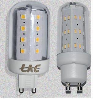 LED GU10, G9, G4, corn lamp, candle lamp, spotlight