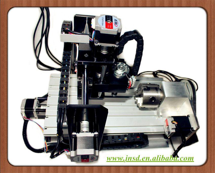 mini desktop cnc woodworking machine SD4040