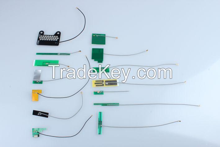 Internal antenna (PCB Antenna, FPC Antenna, PIFA Antenna, Metal Antenna)