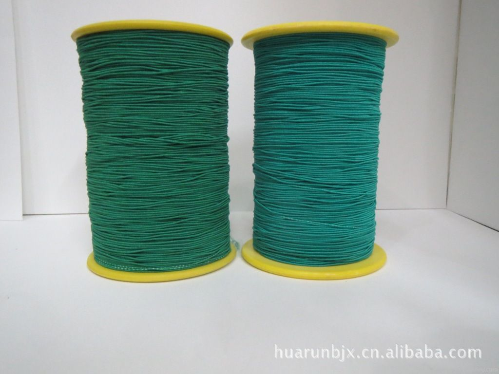 covered elastic thread