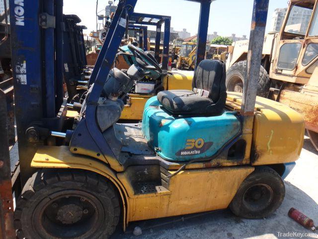 Sell Used Forklifts Komatsu FD30-14