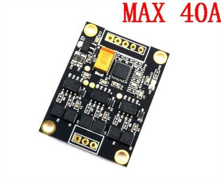 BGC Universal 3-axis/ 3-axle Brushless Gimbal Controller (Firmware upgradeable) W/ 40A 3rd Axis Expansion Board   (Nov 2013 Edition)