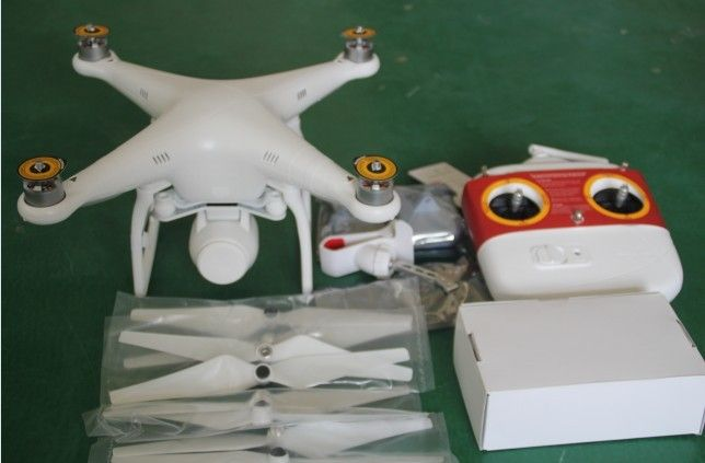 DJI Innovations Phantom 2 Vision Quadcopter RTF