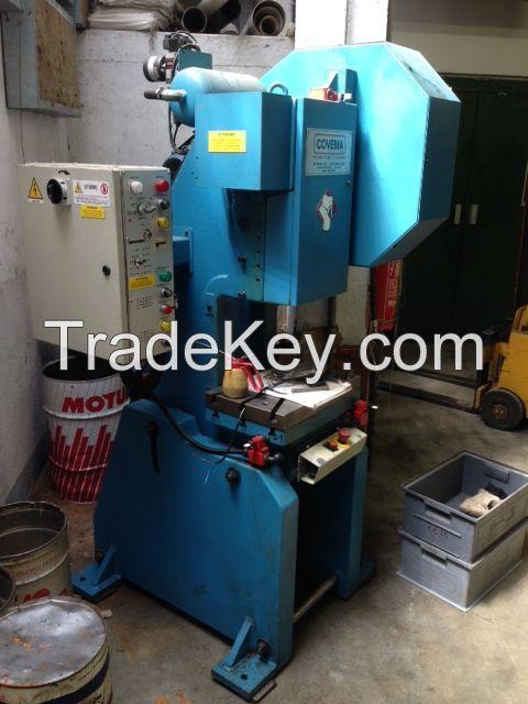 Mechanical  Press C-Frame brand SAN GIACOMO 20 tons