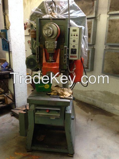 Mechanical  Press C-Frame brand MIOS 35 tons