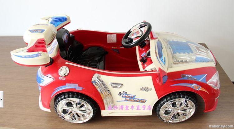 CA-618 children police car
