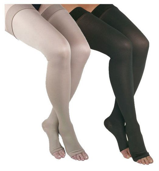Graduated Compression Hosiery & Anti-embolism stockings