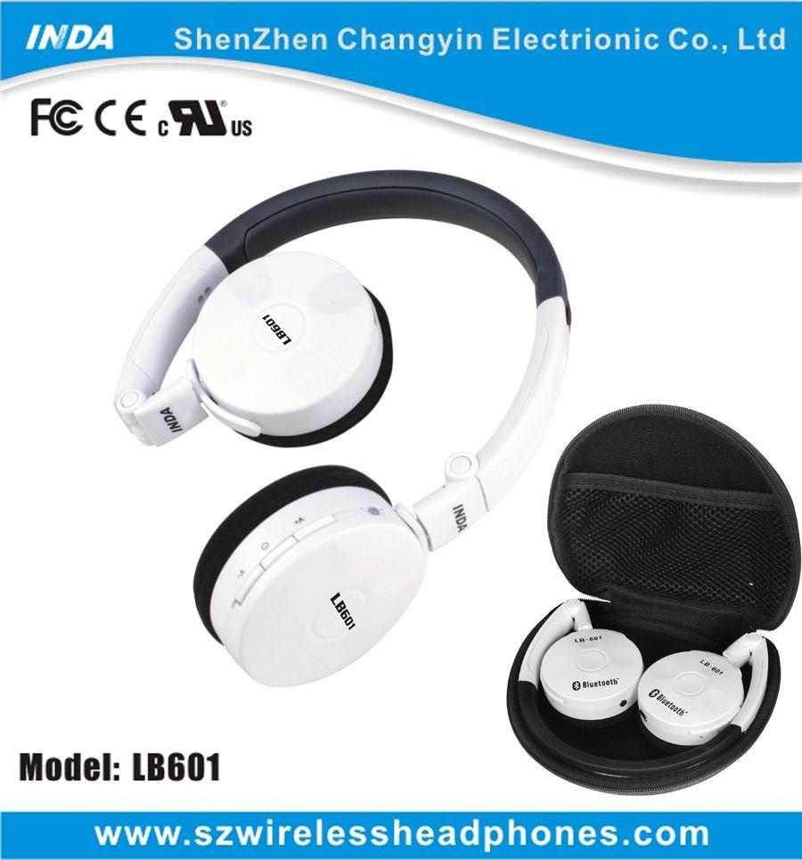 stereo bluetooth wireless headphone for smartphone,ipad