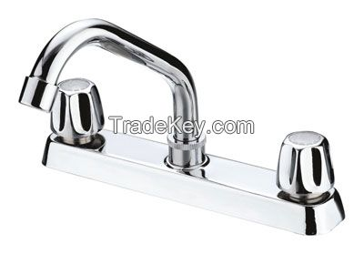 Double Handle Thermostatic Faucet