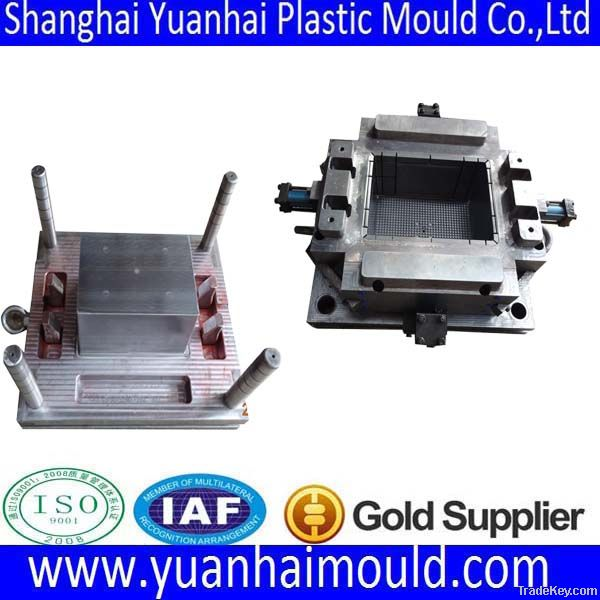 plastic container injection mould