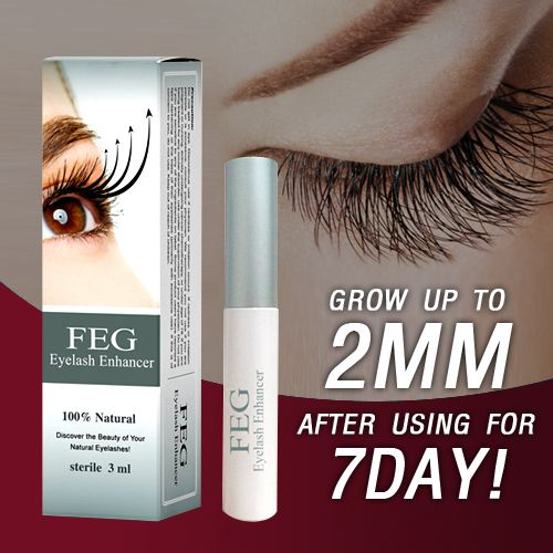 FEG eyelash grwoth serum