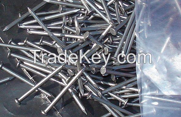 Electro Galvanized Common Wire Nail/Common Iron Wire Nails/Bright Common Nails