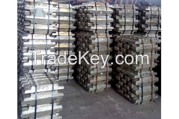 Tin Ingots 99.9% Manufacturer, Factory Supply