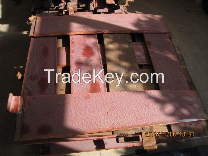 Copper Ingot, purity 99.99%, Brass Ingot, Bronze Ingot