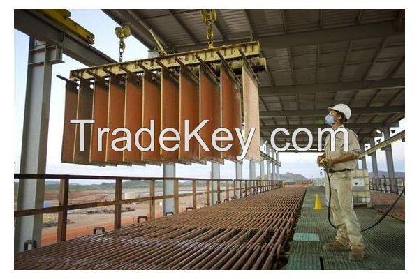 Copper Cathode 99.99% Grade A