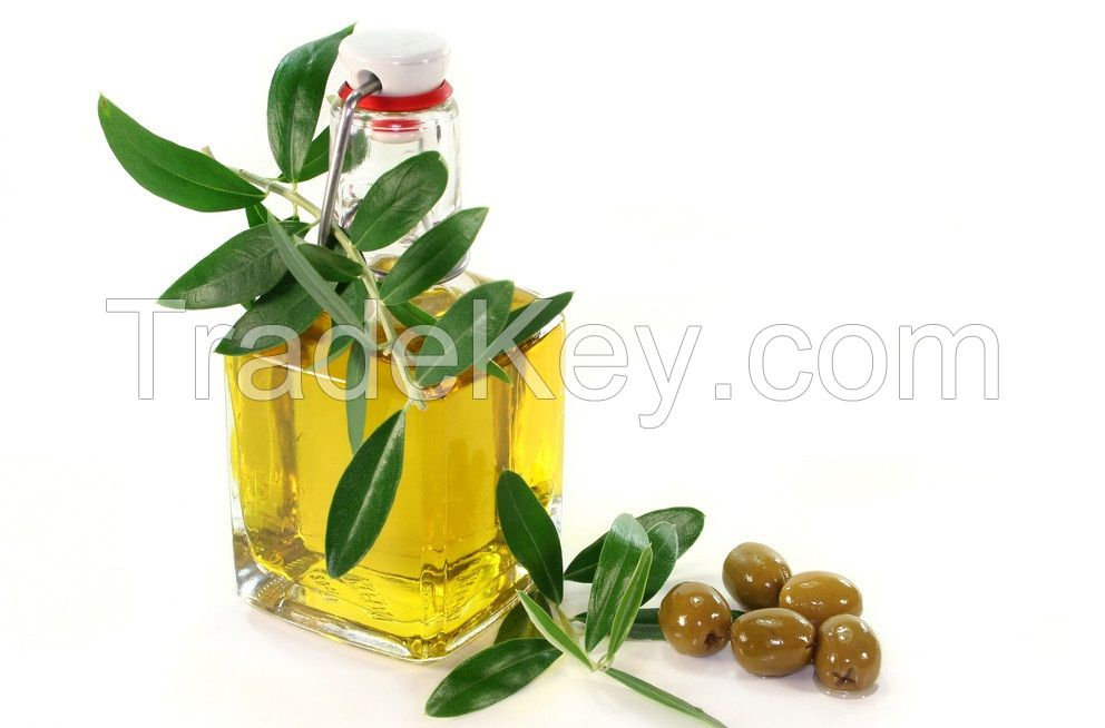 Pure plant olive oil