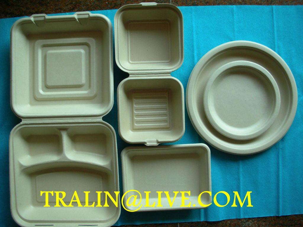 biodegradable disposable tableware