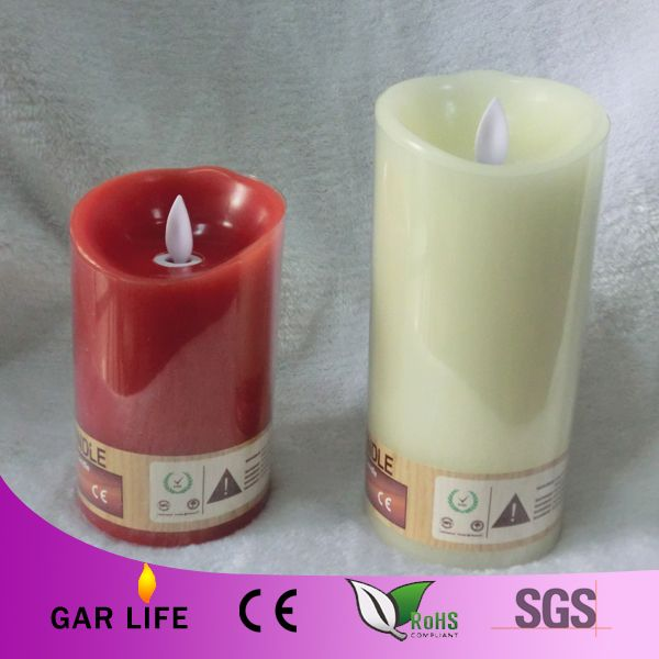 2014 Hot Selling Move Flame LED Candle