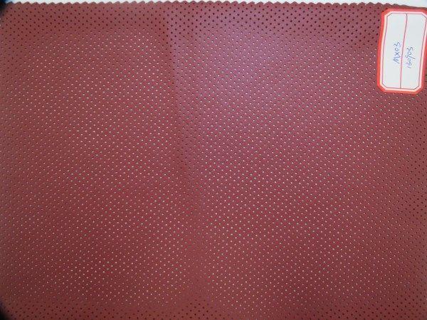 PU leather Fabric