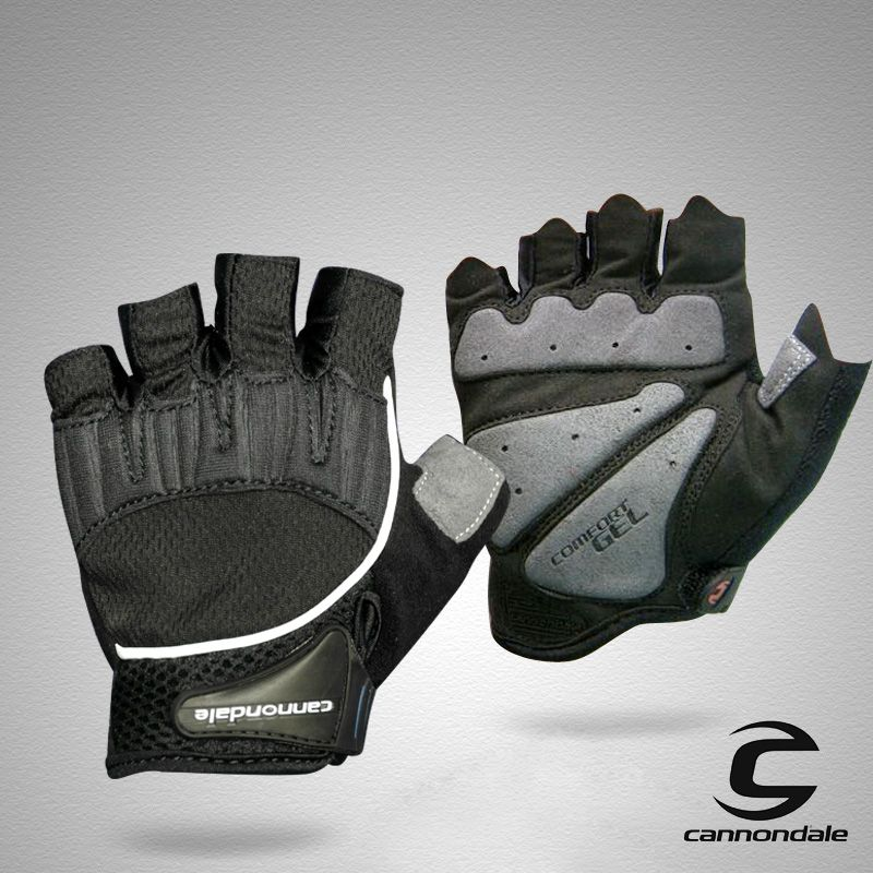 Short finger cycling gloves Half FINGER Bike Bicycle gloves Summer MTB Short gloves