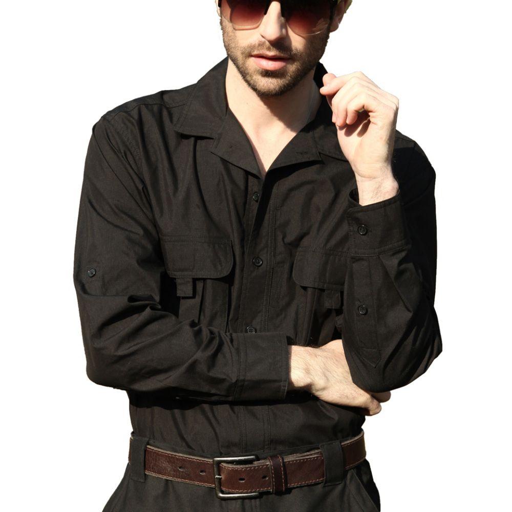 Long Sleeve Fashion Shirt