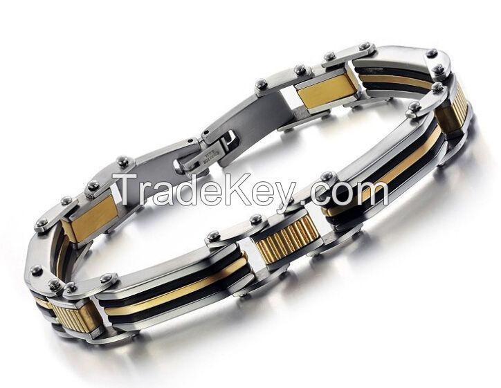 SS316 Stainless Steel Bracelets