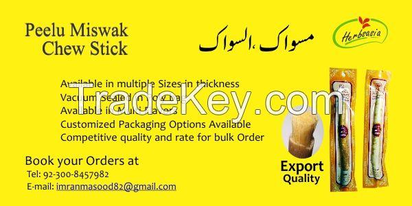 Miswak Sticks