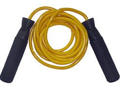 Hot selling rubber PVC jump rope